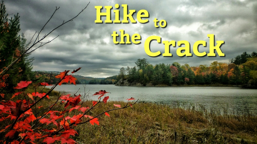 Hike to the Crack