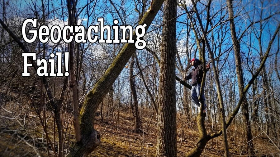 Geocaching fail